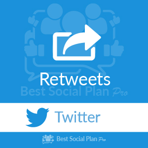 Buy Twitter Retweets with Slow Delivery