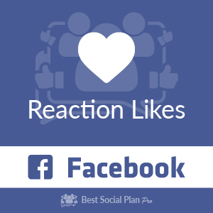 Buy Facebook Reaction Likes